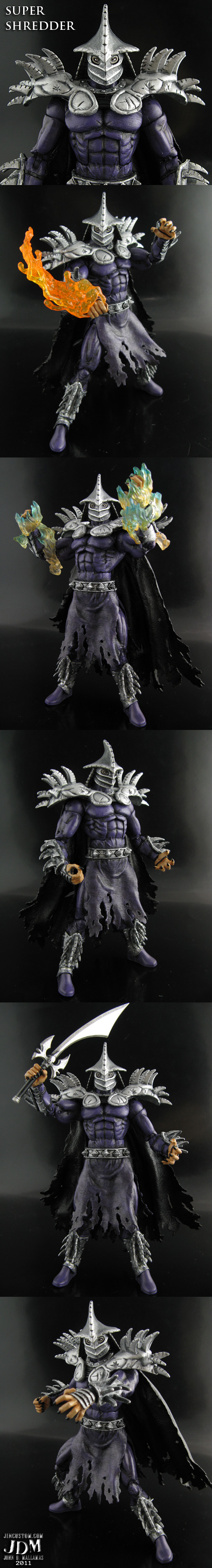 Super Shredder by Jin-Saotome