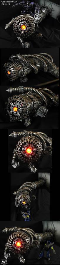 Cybertronian Driller