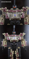 Decepticon Armorhide