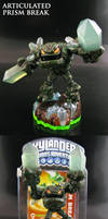 Skylanders Prism Break with joints