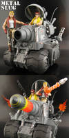 Custom Metal Slug Super Vehicle