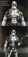 Uncanny X Force Deadpool by Jin-Saotome