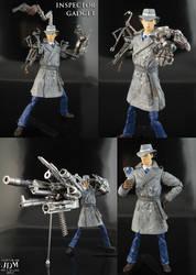Inspector Gadget custom Figure part 2 by Jin-Saotome