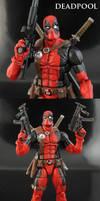 Classic Deadpool Marvel Legends