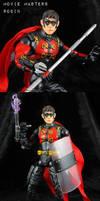 Robin John Blake custom action figure