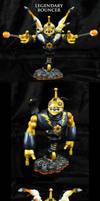 Skylanders Giants Custom Legendary Bouncer