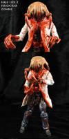 Custom Half Life 2 Headcrab Zombie
