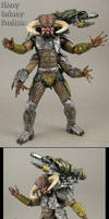 Heavy Infantry Predator custom figure