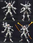 Age of Ultron custom Marvel Legends figure