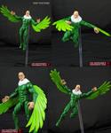 Custom Marvel universe Vulture