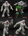Custom Doom Hell Knight action figure