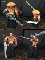 Masters of the Universe Classics Ro-Nan Figure by Jin-Saotome