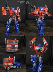 G1 movie style Optimus Prime AoE voyager figure