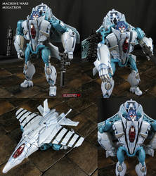 Machine Wars custom Megatron or Megaplex figure