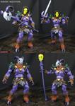 Lord Havoc Skeletor Masters of the Universe figure