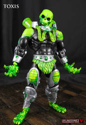 Masters of the Universe Classics custom TOXIS