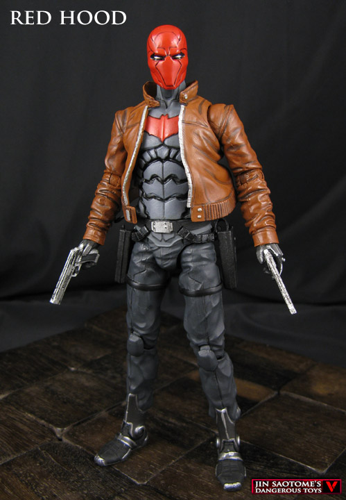 Red hood custom action figure by jin saotome on deviantart red hood custom action figure by jin saotome sciox Images