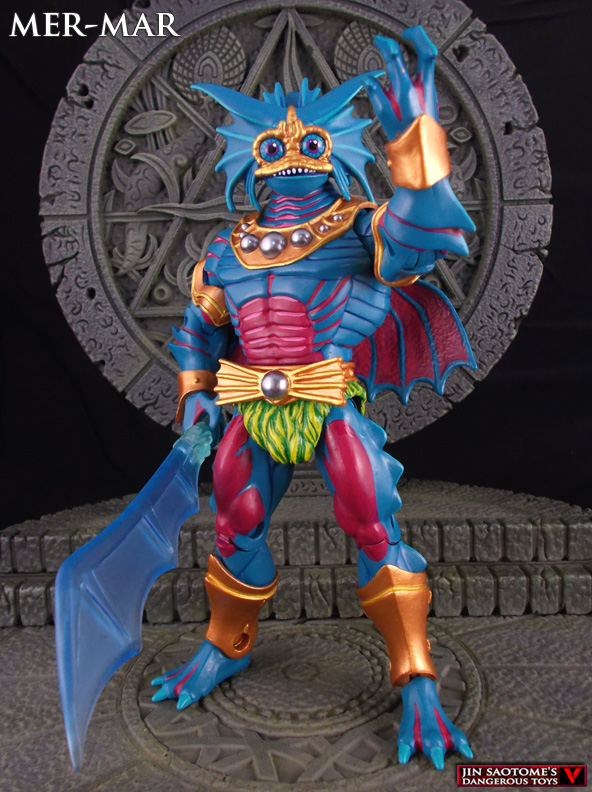 Mer-Mar original MOTUC custom character by Jin-Saotome