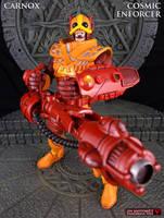 Cosmic Enforcer Carnox by Jin-Saotome