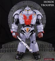 MOTUC Horde Trooper 2.0 custom figure by Jin-Saotome