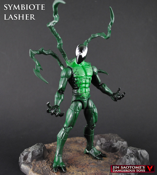 Symbiote Toys 25