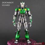 Marvel Legends Doombot Guard custom figure
