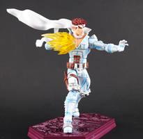 2016 Jin Saotome custom Marvel Legends figure
