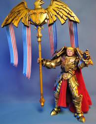 God Emperor Trump action figure