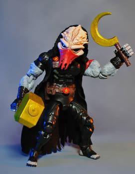 Anti-FA Mutant action figure