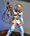 Space Force Adventure Donald Trump Action Figure