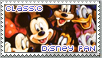 Classic Disney Stamp by RetroDuo