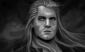 TheWitcherPaintingFIN