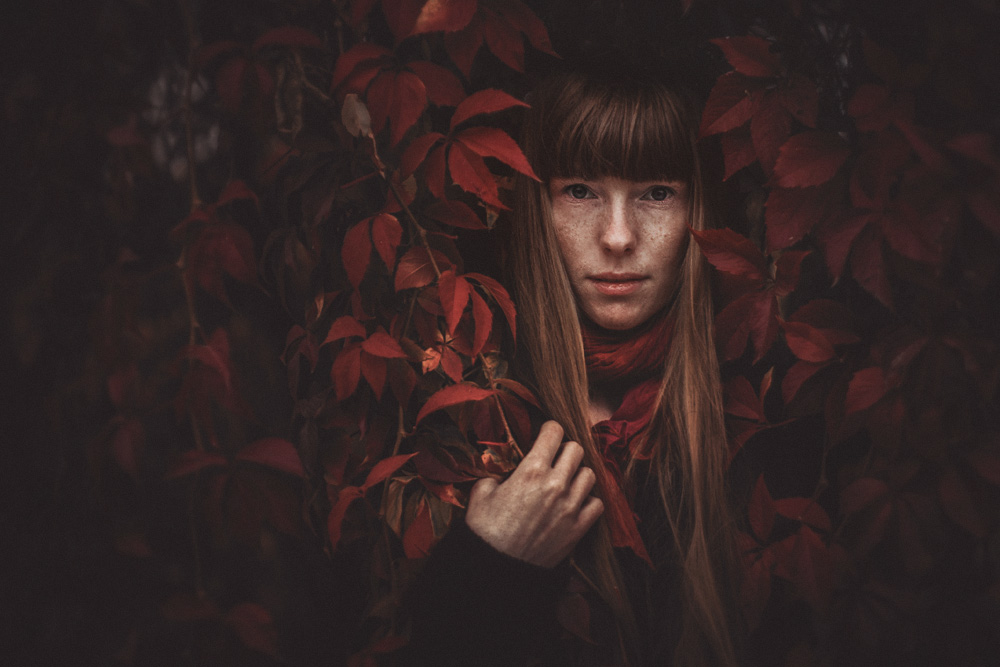 Lady Autumn by ankaszklanka
