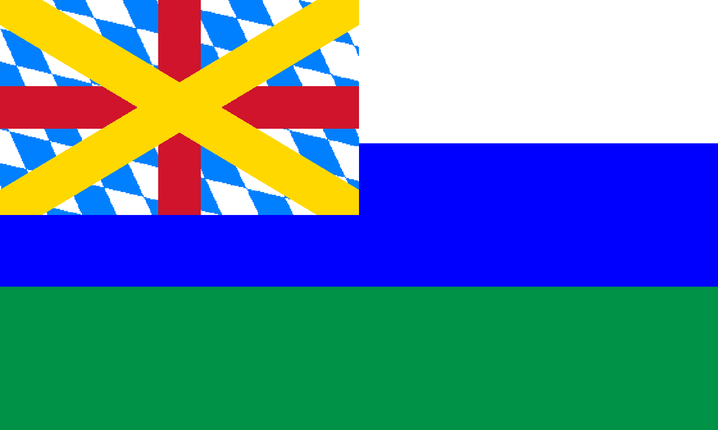 SSS Universe Country of palmers State Flag 6 by ajlew