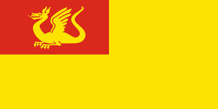 SSS Universe Country of Palmers State Flag 9 by ajlew