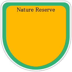 Palmers Road Signs-Nature Reserve in North Poleon by ajlew
