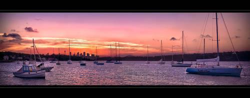 Sunset by psyfre