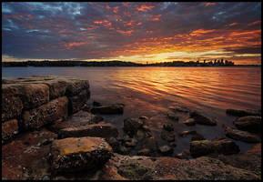 Sydney Sunset XI by psyfre