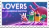 Lovers In A Dangerous Spacetime Stamp by Raquel71558