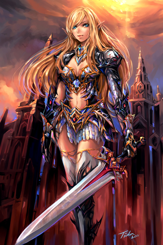 Vigilante of Knights Errant by Lilaccu