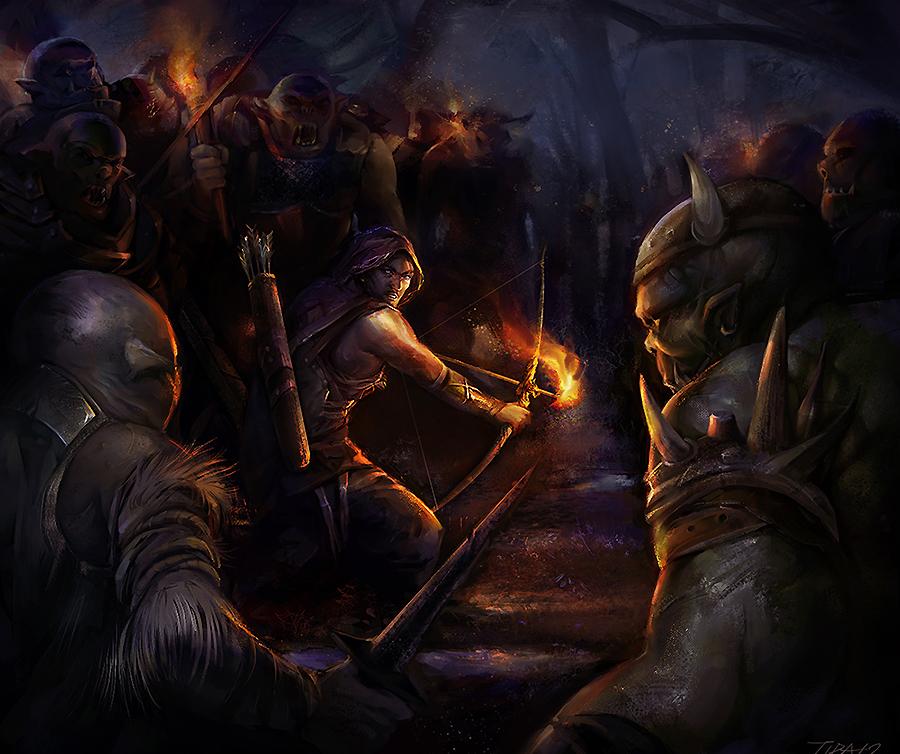 Ambush by Lilaccu