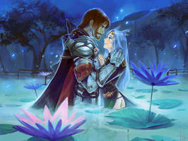 When we met (commission)