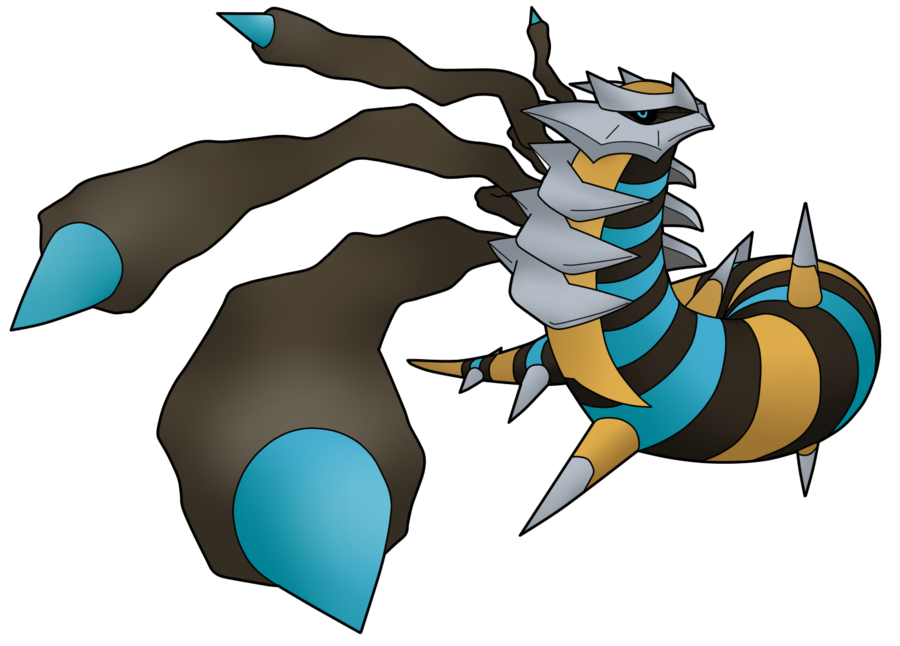 Giratina Origin Form Shiny Shiny_giratina_by_xstrawberry_ ... Shiny Giratina Altered Form