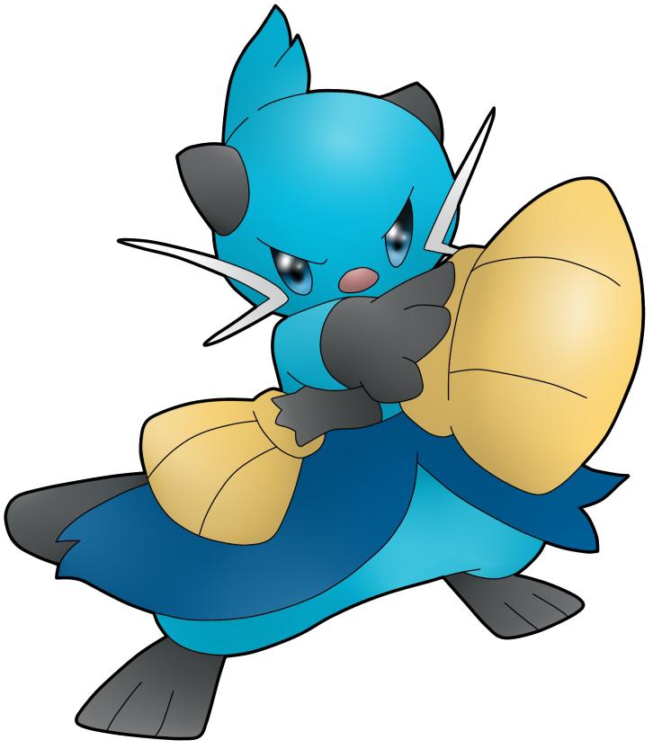 dewott pokemon shiny - photo #24