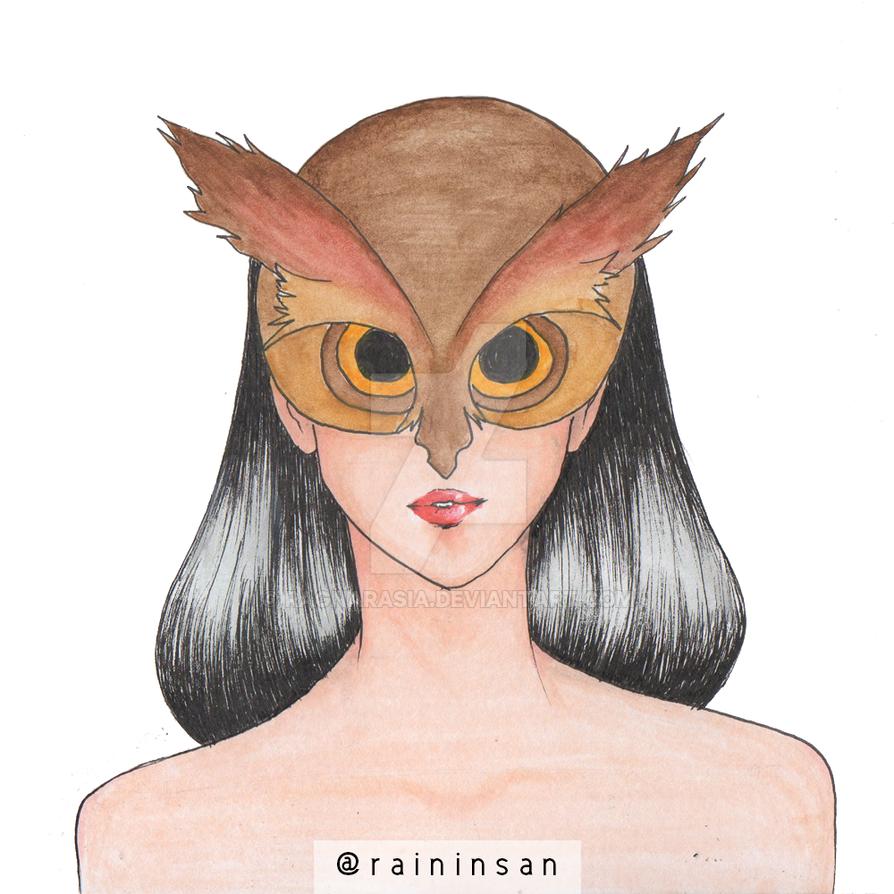 NocturnalGirl by Ragnarasia
