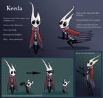 Hollow Knight OC - Keeda