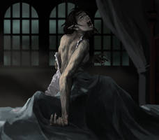 Werewolf Transformation by thatDMan