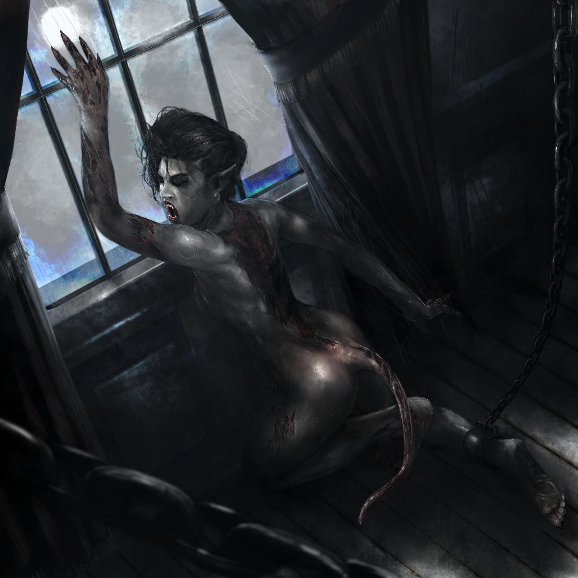 Skinwalker by thatDMan on DeviantArt