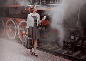 the train by pulmer