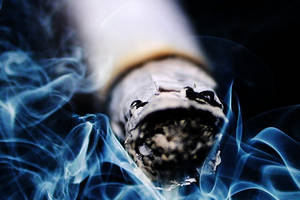 cigarette macro II by beatqas